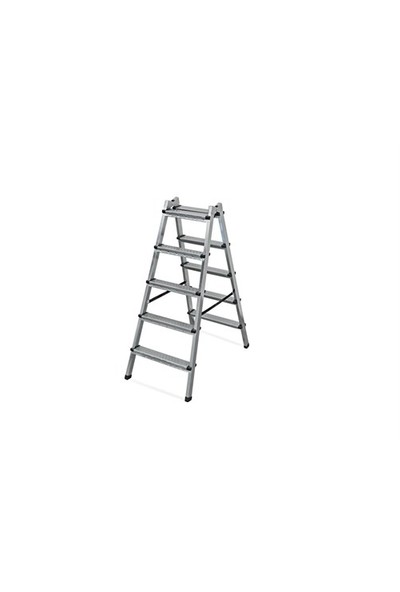 Çift Çıkışlı Merdiven Profil 6+6 Basamak