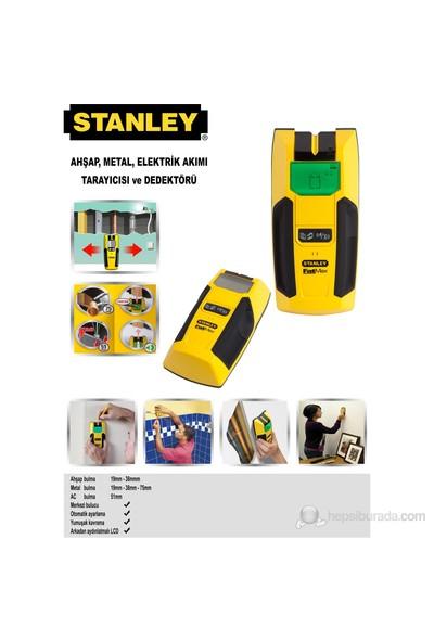 Stanley STFMHT077407 Metal ve Voltaj Dedektörü