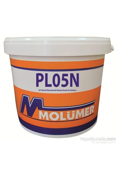 Pl05n Uv Filtreli Elastomerik Reçine Esaslı Su Yalıtımı (20 Kg)