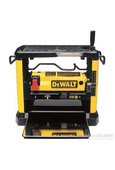 Dewalt DW733-QS Taşınabilir Planya ve Kalınlık Makinası 1800w 10000dev/Dak