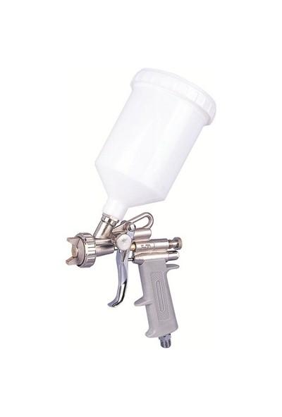 KL E70 600ml 1.8mm Üsten Plastik Depolu Boya Tabancası
