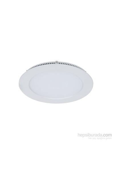 Armatür Lamptıme Panel Led Downlıght İnce 16W 3000K Sarı 260324 (160-175)