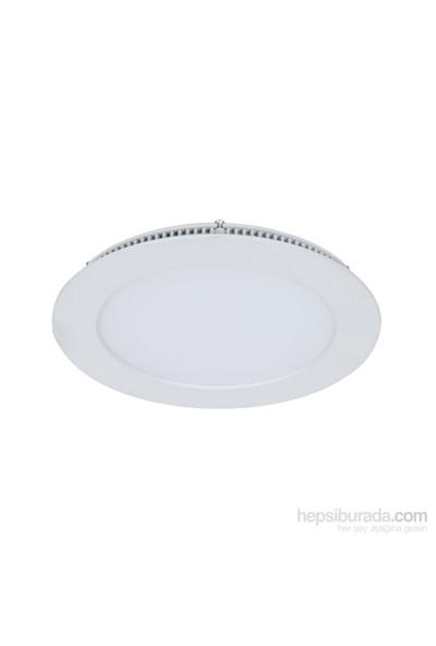 Armatür Lamptıme Panel Led Downlıght İnce 20W 6500K Beyaz 260633 (205-225)