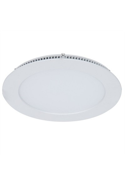 Armatür Lamptıme Panel Led Downlıght İnce 24W 6500K Beyaz 260626 (280-300)