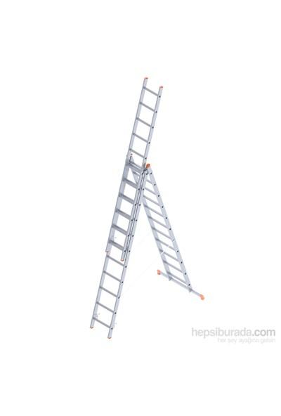 Saraylı Endüstriyel Merdiven 3X11 A Tipi 7,3 Metre