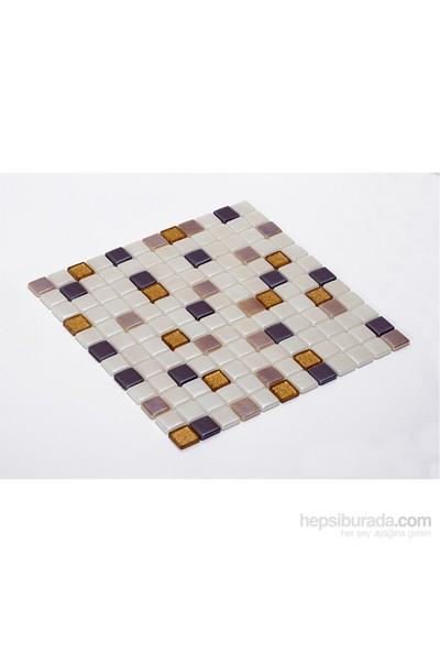 Safranglass Scm-204Kristal- Klasik Cam Mozaik (1 Kutu)