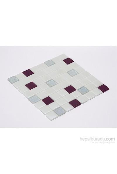 Safranglass Scm-222Kristal- Klasik Cam Mozaik (1 Kutu)
