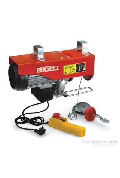 Biglift Elektrikli Vinç 20Mt 250-500Kg