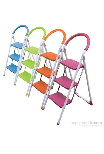 Saraylı Pratik Mega Merdiven 4 Basamak
