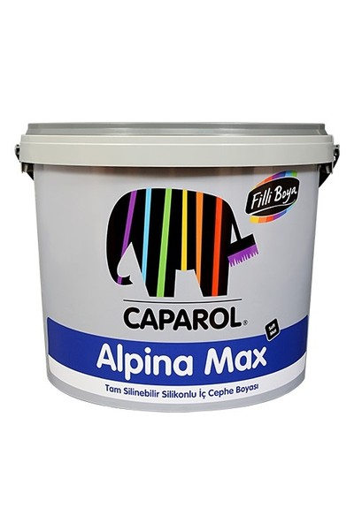 Filli Boya Alpina Max Silinebilir İç Cephe Boyası 2,5 Lt