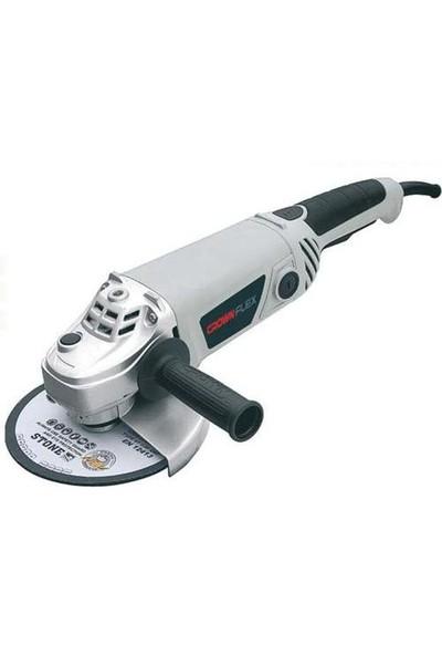 CROWN FLEX CT 13303 Elektrikli 1800 Watt 180 mm Taşlama Makinası