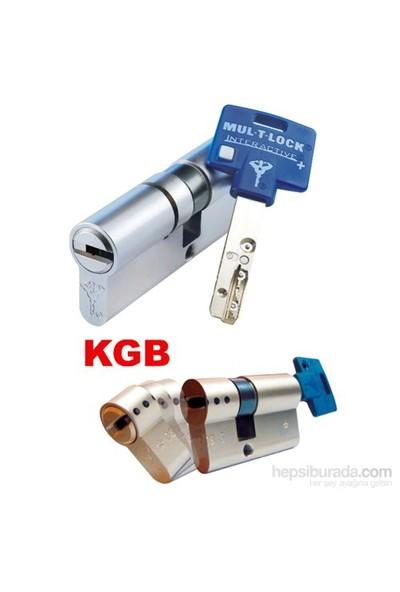 Mul-T-Lock 71mm Interactive+ Barel - KGB - Saten