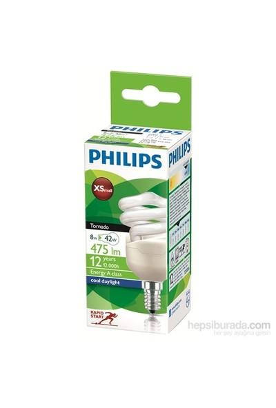 Philips Econ Twister 8W CDL E27 - Beyaz Işık