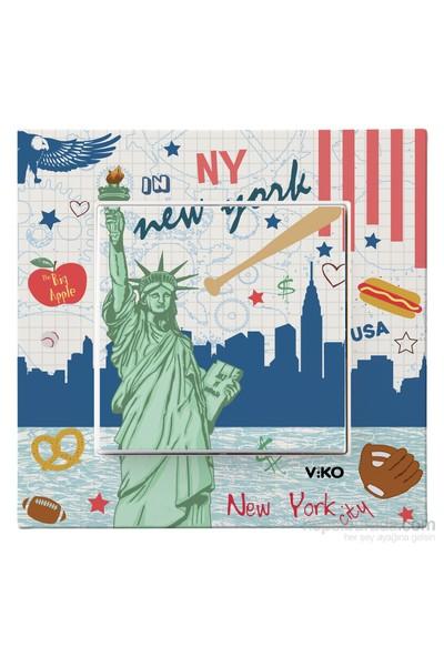 Viko Karre Cities Anahtar - New York