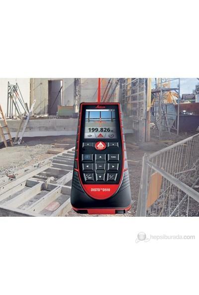 Leıca Disto D510 Kameralı, Bluetooth'lu, Iphone ve Ipad Uyumlu Lazer Metre (200 Metre)