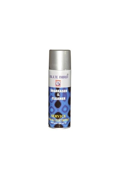 Bluebırd Temizleyici Yağsız Kontak Sprey 250Ml