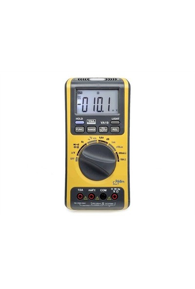 Tt-Technic Va19 5İn1 Çok Fonksiyonlu Multimetre