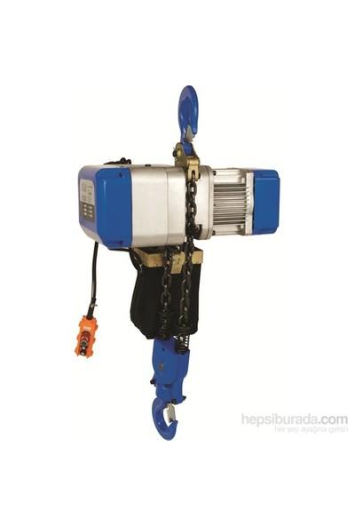Atlas Atzcs3 Elektrikli Zincirli Vinç Sıvı Yağlıtrifaze 380Volt 3 Ton Kapasite