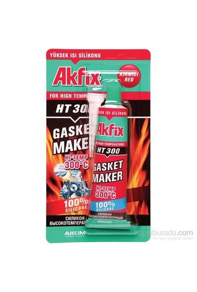 Akfix Ht300 Yüksek Isı Silikonu 422734