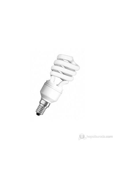 Osram Duluxstar Mini Twist 12W/865 E14 - Spiral Lamba- Beyaz Işık