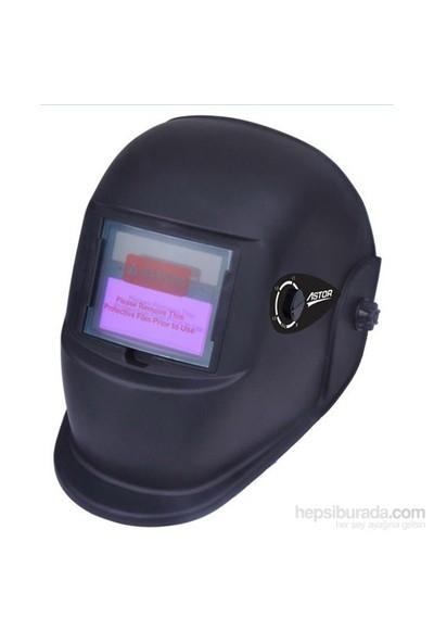 Astor Otomatik Kararan Kaynak Baş Maskesi Kolormatik