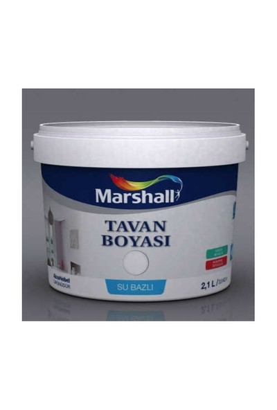 Marshall Tavan Boyası 3.5 Kg (2.1 Lt)