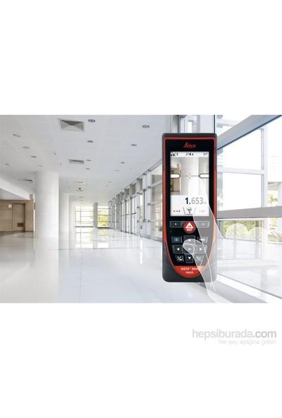 LEICA Disto D810 Dokunmatik Ekran Dış Saha Kameralı Bluetooth' lu Lazer Metre ( 200 Metre )