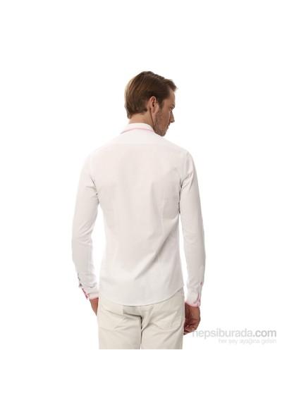 Score Beyaz Erkek Gömlek