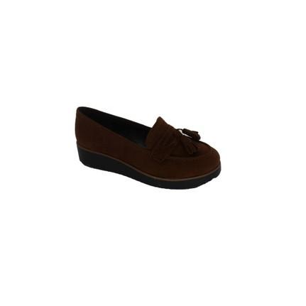 Despina Vandi 403-1 Taba Kadın Günlük Ayakkabı