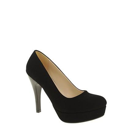 Derigo 181801 Siyah Kadın Ayakkabı