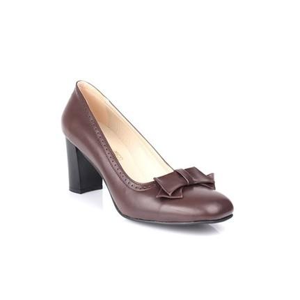 Loggalin 375003 031 232 Kadın Kahve Günlük Ayakkabı