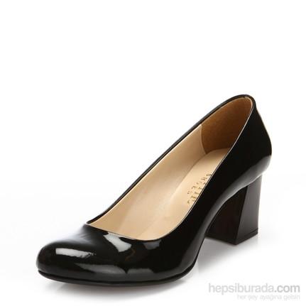 Sothe MAS-016 Kırmızı Bayan Klasik Topuklu Ayakkabı