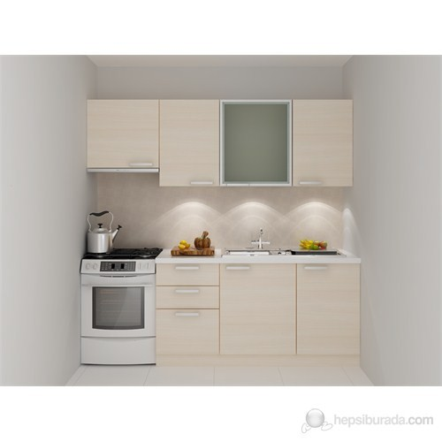 Kenyap 159009 MKYL Kapaklı Mutfak 221 cm