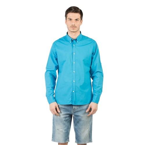Colin's Mavi Erkek Gömlek Uzun Kol
