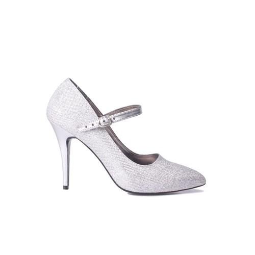 Loggalin 580127 031 771 Kadın Silver Stiletto