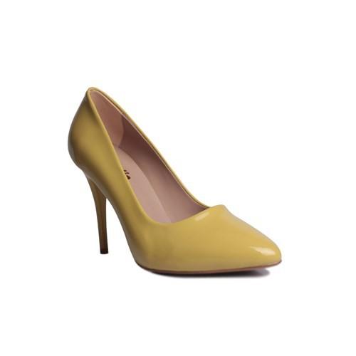 Loggalin 580115 031 121 Kadın Sarı Stiletto