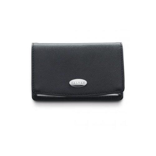Dalvey Business Card Case Black Dv00475