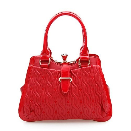 Rosa 58854 Red Bayan Çanta