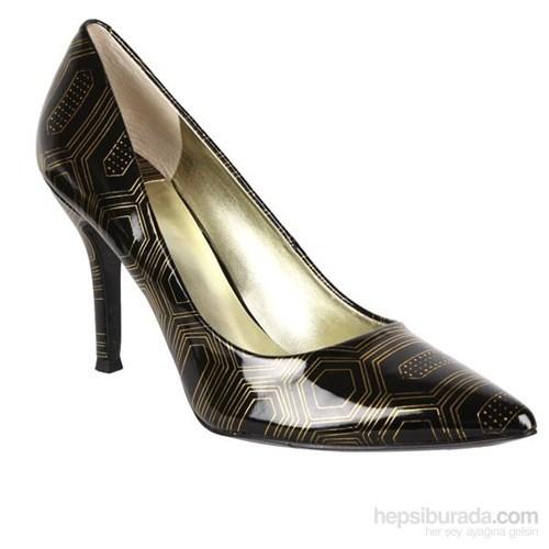 Nine West Flax Siyah Kadın Ayakkabı