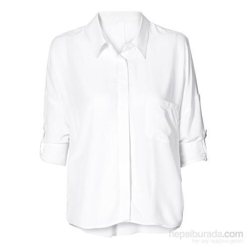 Bonprix Rainbow Gömlek Beyaz