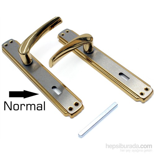 ERIS Normal Anahtarlı Kapı Kolu 4 ADET 091340D