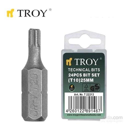 Troy 22217 Bits Uç (T27x25mm)