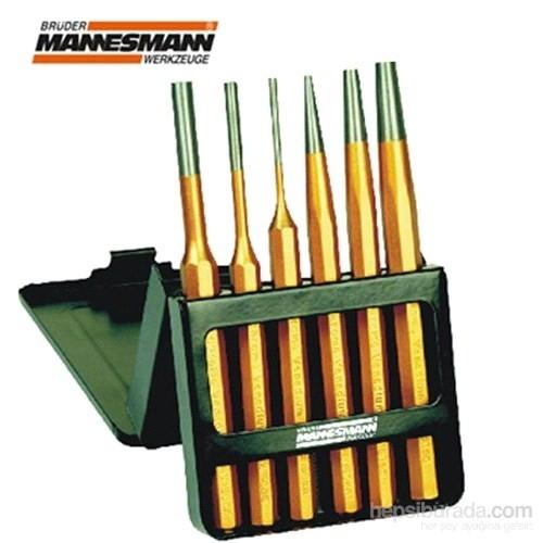 Mannesmann 65410 Düz Pim Zımba Takımı