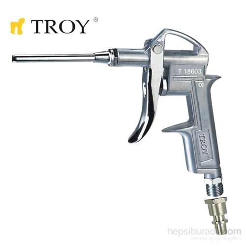 Troy 18606 Hava Tabancası (22Cm Nozül)