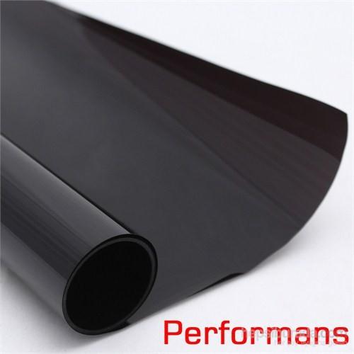 Mastercare Koyu Siyah Cam Filmi ( 100 Cm X 6 Mt - 6 Metrekare ) 090100