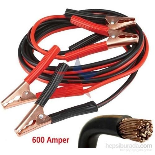 U-Tech 600 Amper AKÜ TAKVİYE KABLOSU 010003