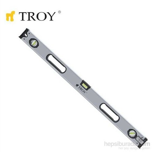 Troy 23360 Profesyonel Su Terazileri (60Cm)