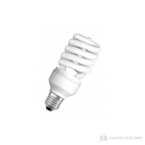Osram Duluxstar Mini Twist 23W/840 E27 - Spiral Lamba- Kırık Beyaz Işık