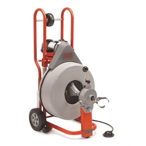 Rıdgıd 44157 550Watt K-750 Tamburlu Kanal Temizleme Makinesi