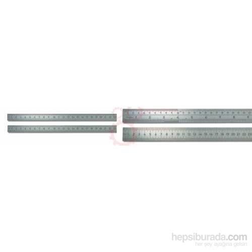 Bmı Çelik Cetvel 1100R Ince1000Mm